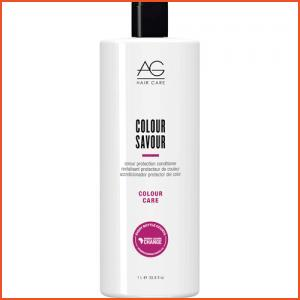AG Hair Colour Savour Colour Protection Conditioner - Liter