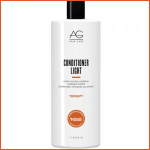 AG Hair Conditioner Light Protein-Enriched Conditioner - Liter