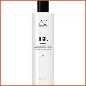 AG Hair Recoil Sulfate-Free Curl Care Shampoo - 10 oz