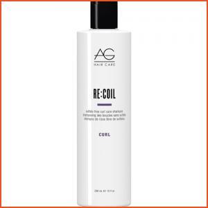 AG Hair Recoil Sulfate-Free Curl Care Shampoo - 10 Oz (Brands > Hair > Shampoo > AG Hair > View All > Curl > Curly Hair Essentials)