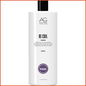 AG Hair Recoil Sulfate-Free Curl Care Shampoo - Liter