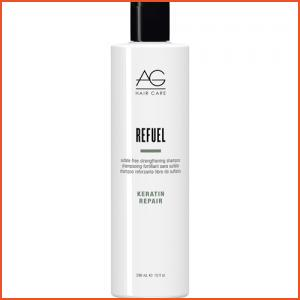 AG Hair Refuel Sulfate-Free Strengthening Shampoo - 10 Oz (Brands > Hair > Shampoo > AG Hair > View All > Keratin Repair > Keratin)