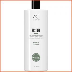 AG Hair Restore Daily Strengthening Conditioner - Liter