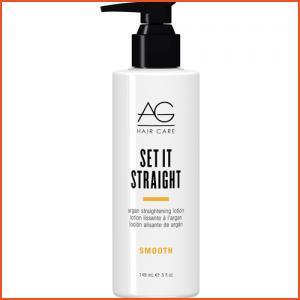 AG Hair Set It Straight Argan Straightening Lotion