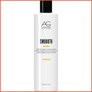 AG Hair Smoooth Sulfate-Free Argan & Coconut Shampoo - 10 oz