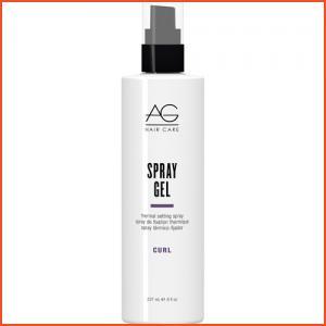 AG Hair Spray Gel Thermal Setting Spray