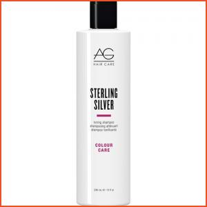 AG Hair Sterling Silver Toning Shampoo - 10 oz