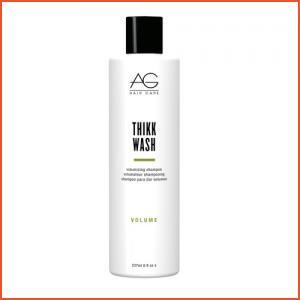 AG Hair Thikk Wash Volumizing Shampoo - 8 Oz (Brands > Hair > Shampoo > AG Hair > View All > Keratin Repair > Volume > Keratin)