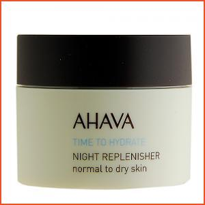 AHAVA Time To Hydrate Night Replenisher (Normal to Dry Skin) 1.7oz, 50ml