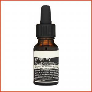 Aesop Parsley Seed  Anti-Oxidant Facial Treatment 0.5oz, 15ml