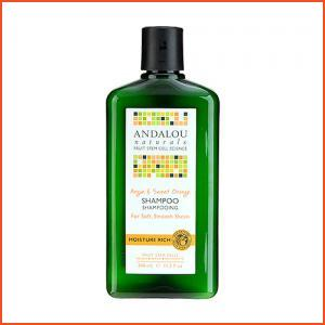 Andalou  Argan & Sweet Orange Shampoo 11.5oz, 340ml