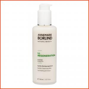Annemarie Borlind LL Regeneration Cleansing Milk 5.07oz, 150ml (All Products)