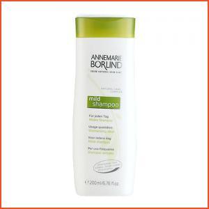 Annemarie Borlind Seide Natural Hair Care  Mild Shampoo  6.76oz, 200ml