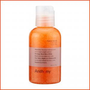 Anthony  Facial Scrub (For All Skin Types) 2oz, 60ml