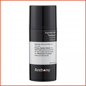 Anthony  Ingrown Hair Treatment (For All Skin Types)  3oz, 90ml