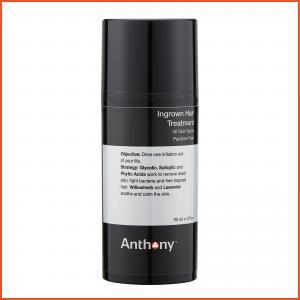 Anthony  Ingrown Hair Treatment (For All Skin Types)  3oz, 90ml