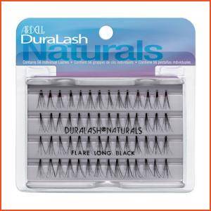 Ardell DuraLash Natural Individual Eyelashes Flare Long Black
