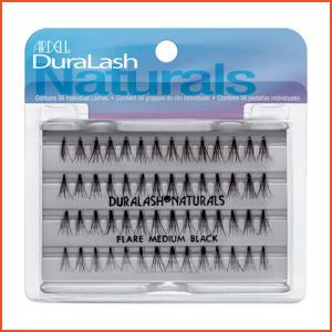 Ardell DuraLash Natural Individual Eyelashes Flare Medium Black