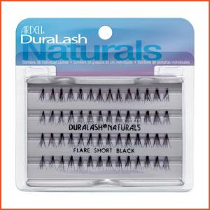 Ardell DuraLash Natural Individual Eyelashes Flare Short Black