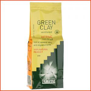 Argital  Sun Dried Ventilated Active Green Clay 500g,