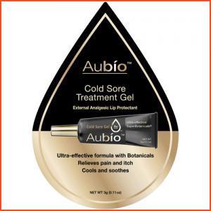 Aubio Cold Sore Treatment Gel