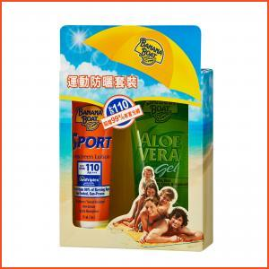 Banana Boat  Sport Sunscreen Lotion SPF110 Set 1set, 2pcs