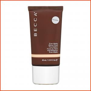 Becca  Ever-Matte Shine Proof Foundation Porcelain, 1.35oz, 40ml