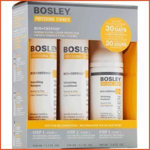 Bosley Professional BosDefense Starter Pack for Color-Treated Hair
