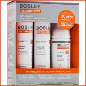 Bosley Professional BosRevive Starter Pack for Color-Treated Hair