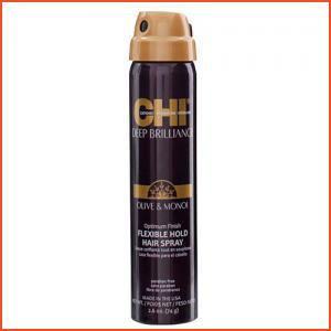 CHI Deep Brilliance Optimum Finish Flexible Hold Hairspray (Brands > Hair > CHI > Hairspray and Styling > View All > Deep Brilliance)