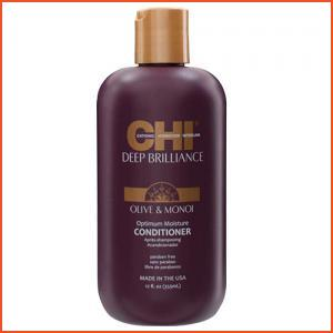 CHI Deep Brilliance Optimum Moisture Conditioner - 12 Oz. (Brands > Hair > Conditioner > CHI > View All > Deep Brilliance)