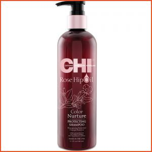 CHI Rose Hip Oil Protecting Shampoo - 11.5 oz