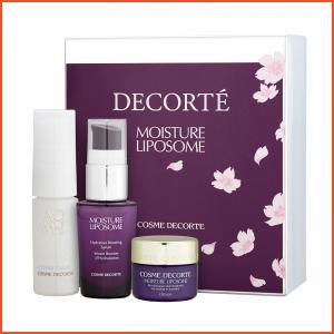COSME DECORTE Moisture Liposome 4-Piece Mini Skincare Set 1set, 4pcs