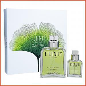 Calvin Klein Eternity For Men  Eau de Toilette 2-Piece Set 1set, 2pcs