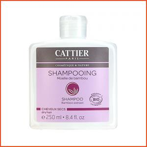 Cattier  Bamboo Extract Shampoo (For Dry Hair) 8.4oz, 250ml