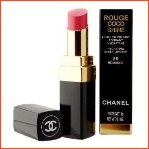 Chanel Rouge Coco Shine Hydrating Sheer Lipshine 62 Monte-Carlo, 0.1oz, 3g
