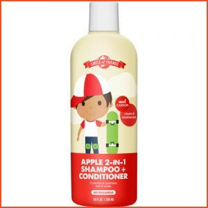 Circle Of Friends Carson's Apple 2-in-1 Shampoo + Conditioner (Brands > Hair > Circle of Friends > View All > Shampoos > Children and Babies > Hair Care > New from Circle of Friends)