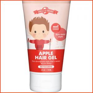 Circle Of Friends Einar's Apple Hair Gel (Brands > Hair > Circle of Friends > View All > Styling > Children and Babies > Hair Care > New from Circle of Friends)