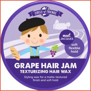 Circle Of Friends Jacques' Grape Hair Jam (Brands > Hair > Circle of Friends > View All > Styling > Hair Care > Children and Babies > Hair Care > Travel Size > Hair)