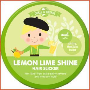 Circle Of Friends Luc's Lemon Lime Shine Hair Slicker (Brands > Hair > Circle of Friends > View All > Styling > Hair Care > Children and Babies > Hair Care > Travel Size > Hair)