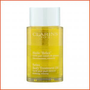 Clarins  Body Treatment Oil (Soothing & Relaxing) 3.4oz, 100ml