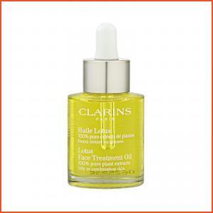 Clarins  Lotus Face Treatment Oil 1oz, 30ml