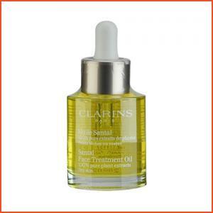 Clarins  Santal Face Treatment Oil (Dry Skin) 1oz, 30ml