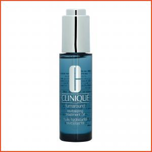 Clinique Turnaround Revitalizing Treatment Oil (All Skin Types) 1oz, 30ml