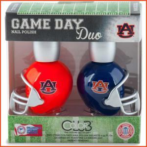 Color Club Game Day Duo - Auburn (Brands > Nails > Sale > Nail Polish > Nail Kits > Nails > Color Club > View All > Sports)
