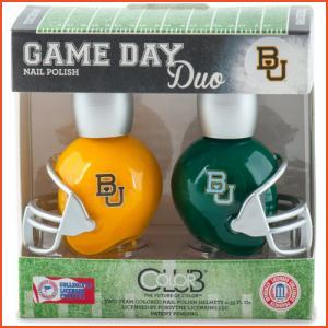 Color Club Game Day Duo - Baylor (Brands > Nails > Sale > Nail Polish > Nail Kits > Nails > Color Club > View All > Sports)