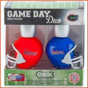 Color Club Game Day Duo - Florida (Brands > Nails > Sale > Nail Polish > Nail Kits > Nails > Color Club > View All > Sports)