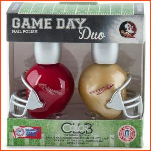 Color Club Game Day Duo - Florida State (Brands > Nails > Sale > Nail Polish > Nail Kits > Nails > Color Club > View All > Sports)