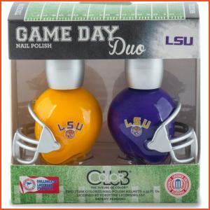 Color Club Game Day Duo - Louisiana State (Brands > Nails > Sale > Nail Polish > Nail Kits > Nails > Color Club > View All > Sports)