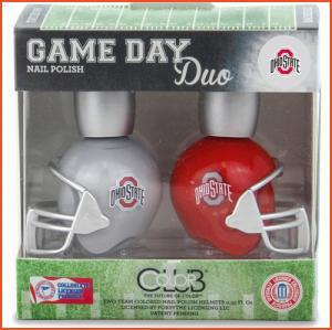Color Club Game Day Duo - Ohio State (Brands > Nails > Sale > Nail Polish > Nail Kits > Nails > Color Club > View All > Sports)